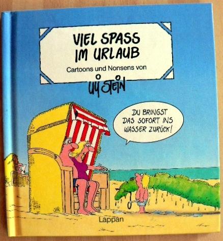 Hc Viel Spass Im Urlaub Uli Stein Lappan Top Comic Contor