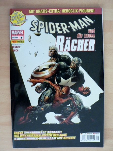 Marvel 1 x Comic Spider-Man und die neuen Rächer Band 5