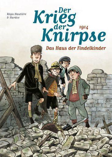 Sammeln & Seltenes Comics DER KRIEG DER KNIRPSE BAND 4  Panini Neuware
