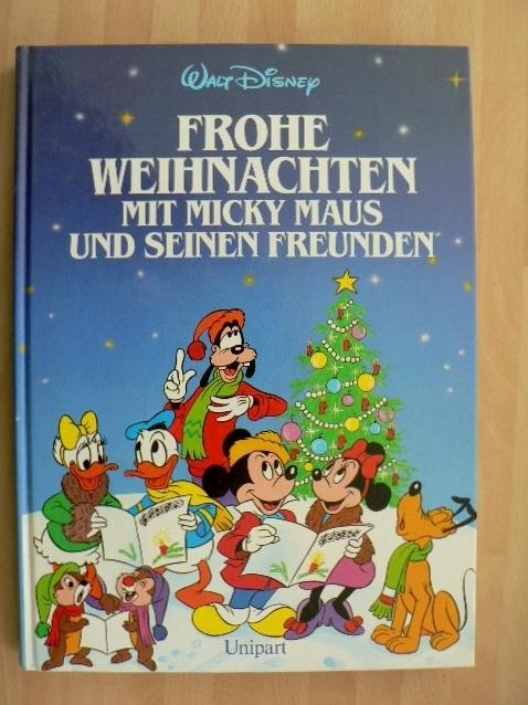 Comic Frohe Weihnachten.Hc Frohe Weihnachten Mit Micky Maus Und Seinen Freunden Unipart Ea Top