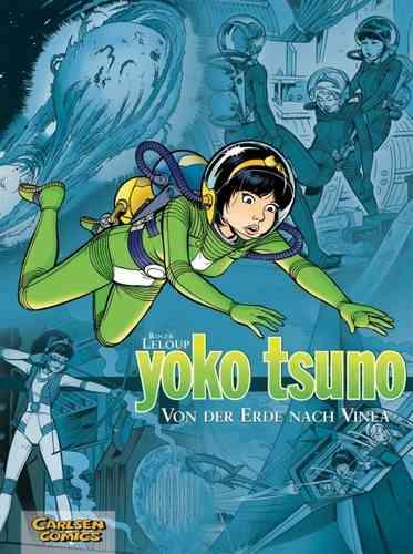 Yoko Tsuno Gesamtausgabe 3 Carlsen
