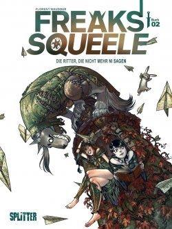 Freaks Squeels Book 7   Splitter Verlag Neuware