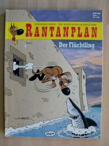 Rantanplan 5 - Der Flüchtling - Morris / Leturgie - Ehapa - Comic ...