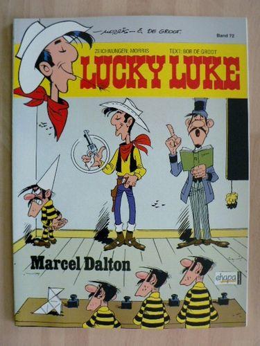 Lucky Luke 72 - Marcel Dalton - Morris / de Groot - Ehapa TOP ...
