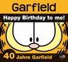 HC - Garfield - 40 Jahre Garfield - Jim Davis - EHAPA NEU