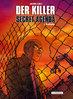 HC - Der Killer - Secret Agenda 2 - Jacamon / Matz - Schreiber & Leser NEU