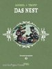 HC - Das Nest Gesamtausgabe 2 - Loisel / Tripp - Carlsen NEU